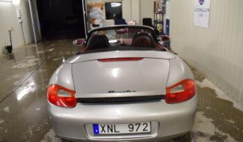 Porsche Boxster 2.5 cab. full