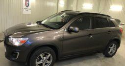 Mitsubishi ASX 1.6 Komfort Plus 117hk, 2016