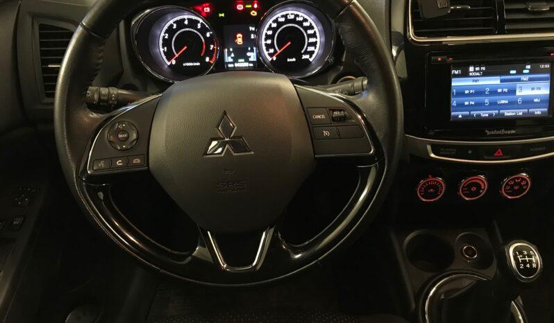 Mitsubishi ASX 1.6 Komfort Plus 117hk, 2016 full