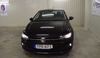 Volkswagen Polo 1.0 TSI BlueMotion Comfort Euro 6 95hk full