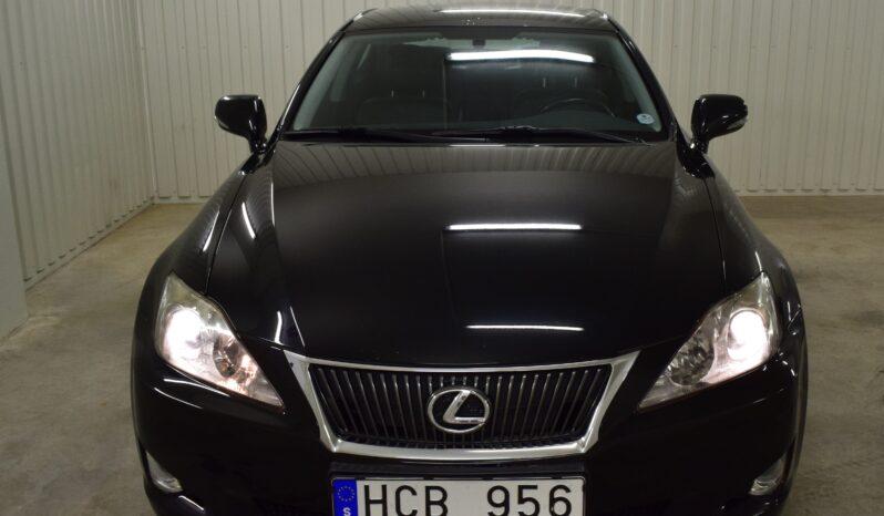 Lexus IS 250 2.5 V6 Automat 208hk full