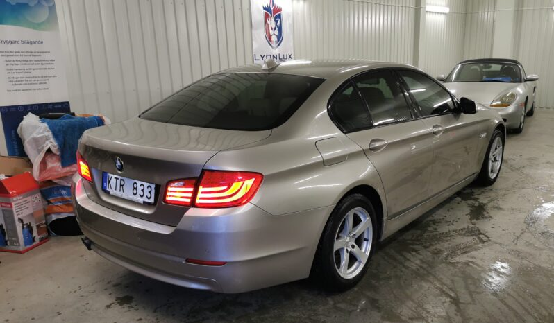 BMW 525 d Sedan Steptronic Navi Skinn 204hk full