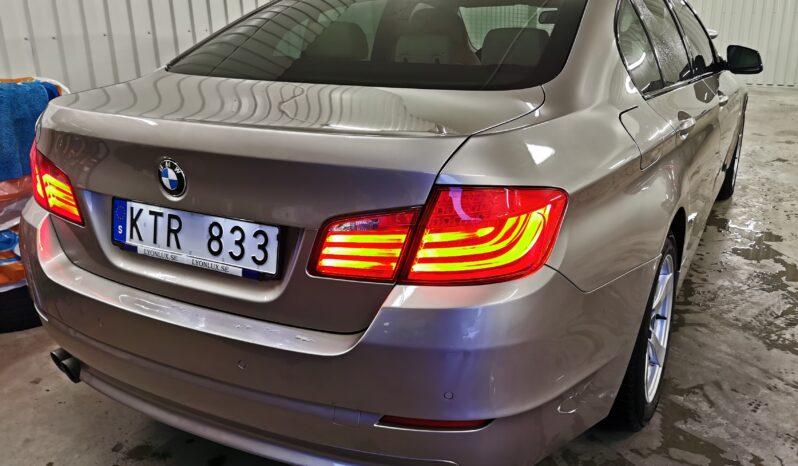 BMW 525 d Sedan Steptronic Navi Skinn 204hk full